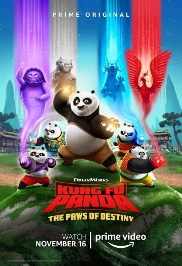 Кунг-фу панда: Лапки судьбы 2018 2 сезон 13 серия