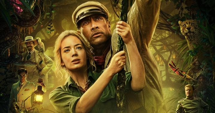 Трейлер и постеры фильма «Круиз по джунглям»