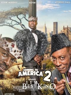 Поездка в Америку 2 / Coming 2 America (2020)